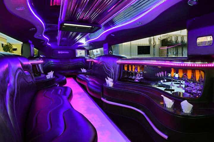 party bus limousine tampa by l3limo – 20 guests party bus
