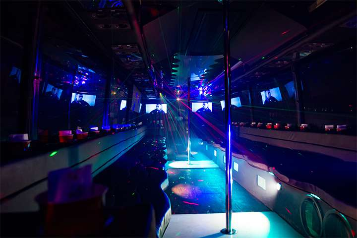 tampa party bus special